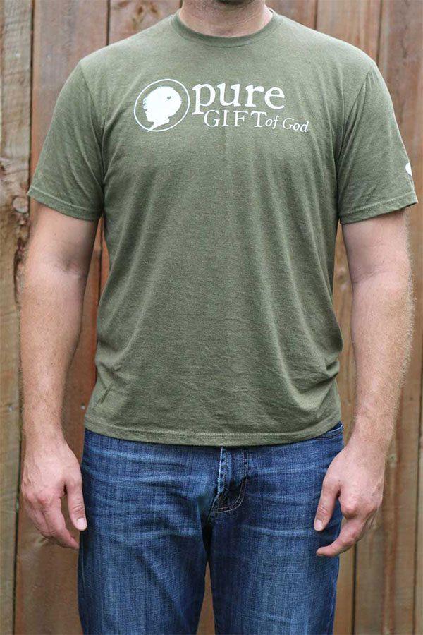 Olive Shirt Front