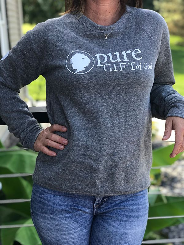 Pure Gift of God - Crew Neck