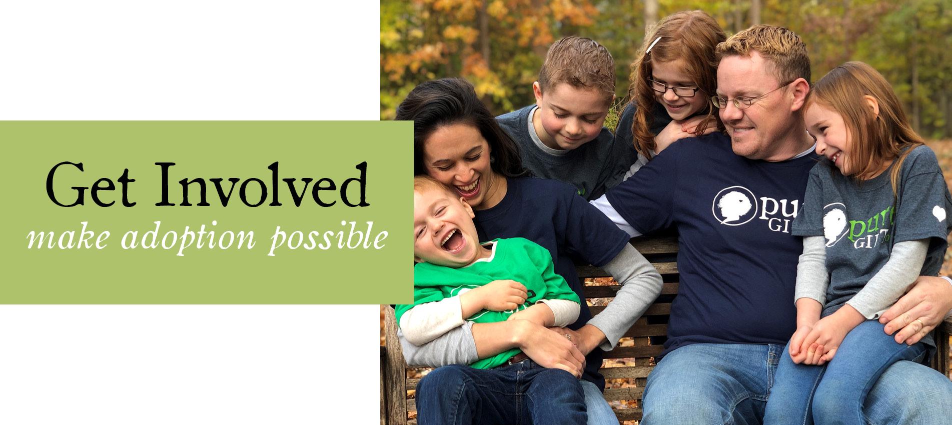 Make adoption possible